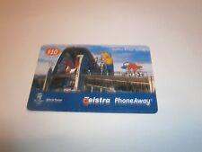 $10 MILLIE & OLLY SYDNEY HARBOR BRIDGE AUSTRALIA PHONEAWAY PHONE CARD-FREE POST