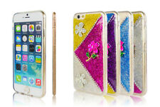Jewelled Silicone/Gel/Rubber Cases & Covers for iPhone 6s