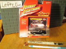 2016 Johnny Lightning 1981 Black Datsun 280ZX Turbo with Silver Hood SCALE 1/64