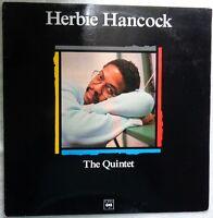 Herbie Hancock 1978 LP The Quintet CBS LSP 982152-1 Spanish Pressing VG+ Jazz