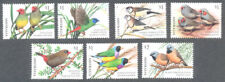 Australian - Birds-Finches 2 sets collection mnh 2018