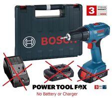B A Strumento R E Bosch GSR 1800-Li Cordless Trapano 06019A8373 3165140726771