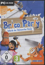 Brico Party - Werde der Heimwerker-König !! tolles Game für Kids !! Neuware !!