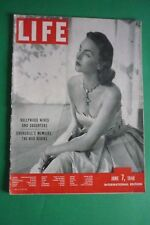 Magazine Life June 7 1948 Charles Fonville Hollywood Patricia Scott Diana Wanger