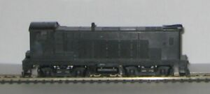 HO Scale UNDECORATED S12 DIESEL SWITCHER DUMMEY