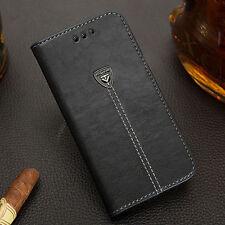Étuis, housses et coques noires simples en cuivre synthétique pour téléphone mobile et assistant personnel (PDA)