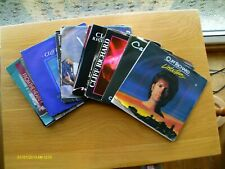 "Collection of Cliff Richard 7"" Vinyl Singles in Picture Sleeves (X18)"