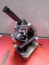 GS Gillett & Sibert Microscopio con los objetivos GS LOT536MIC7HPP