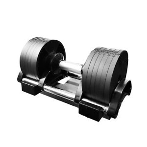 Simple convenient weight adjusting Dumbbells for Indoor fitness exercise