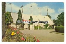 tq2452 - Cumbria - Marquee at Keswick Religious Convention, July 1965 - Postcard