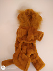 Rypet Dog Lion Hoodie Dress Up Pets Costume Clothes For Halloween Party Sz Small