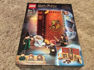 Harry Potter 76382 HOGWARTS MOMENT TRANSFIGURATION CLASS Brand new and sealed