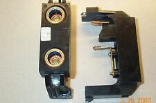 FEDERAL PACIFIC FPE 301P 301 P 30AMP  FUSE HOLDER WITH 20AMP FUSTAT ADAPTERS