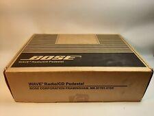 Bose Wave Radio Pedestal Graphite Gray NEW IN BOX AWACCP