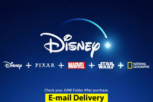 Disney Plus 2 Years Subscription Access 2 Years Warranty Instant Delivery