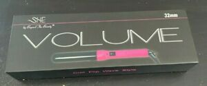 SHE by Beyond The Beauty Volume 32mm Curling Iron Curl Flip Wave Style