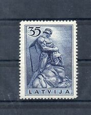 Old stamps of  Latvia # 1937 # 251 z Wz5z MNH RUST POINT 250.-Euro