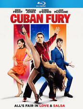 Cuban Fury (Blu-ray Disc, 2014) Brand New and Sealed,With Slip Cover, Nick Frost