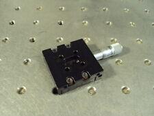 New listing Newport Nrc Klinger Melles Griot ? Micro Positioner Translation Stage Platform