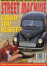 Street Machine August Monthly Transportation Magazines