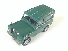 Land Rover II Defender 1/43 DeAgostini Ixo URSS Voiture de l'Est CAR MODEL P167