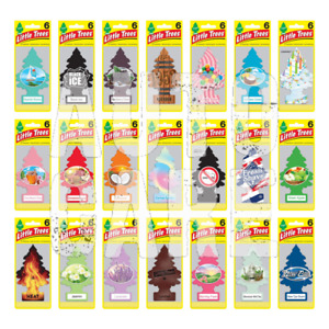 Little Trees Air Fresheners Pack Of 1 Individual FREE SHIPPING