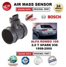 FOR ALFA ROMEO 166 2.0 T SPARK 936 1998-2000 AIR MASS SENSOR 5 PIN with HOUSING