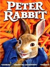Peter Rabbit (DVD,2018) NEW*Animation* PRE-ORDER SHIPS ON 05/01/18