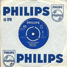 Ronnie Carroll:Please tell me your name/Say wonderful things:UK Philips:Popcorn