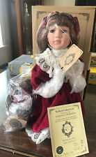 Boyds Collection - Yesterdays Child Doll - Theresa LE 4736/12000 ~ BOX & COA