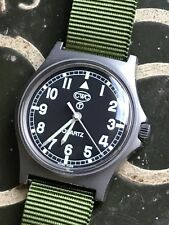 CWC G10 British Army (W10) military watch issued 1997 - lovely!