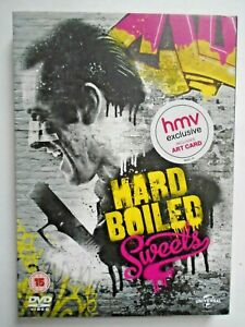 Hard Boiled Sweets - NEW & SEALED DVD (2012) Includes Slip Cover