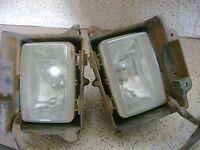 2001 Honda Rubicon TRX500 TRX 500 Foreman Headlights Head Light Left Right I10