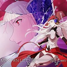 ZWEI-SOUL BUSTER: SHOSEIRAN (ANIME) OUTRO THEME: MY OWN LIFE-JAPAN CD C15