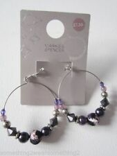 Marks and Spencer Acrylic Alloy Costume Jewellery