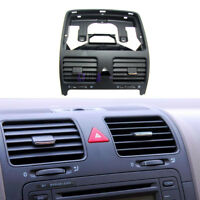 Dashboard Air Central Vent  AC Heater Outlet  Black for VW Jetta 3 Golf GTI MK5