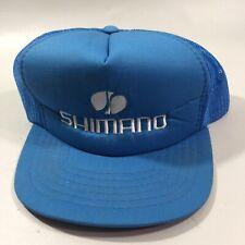 Shimano Vintage Snapback Mesh Trucker Style Hat
