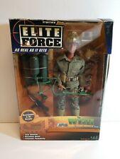 Elite Force 1/6 scale WWII USMC FLAMETHROWER Figure