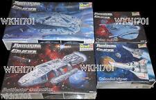 Battlestar GALACTICA, VIPER, CYLON RAIDER & BASESTAR 4 Model Kits MISB + Bonus