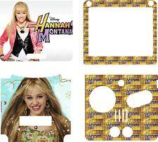 Gameboy Advance SP HANNAH MONTANA Skin Sticker Decal UK