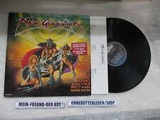LP VA The New Gladiators (12 Song) EPIC Quiet Riot Trust Horizon Vengeance OIS