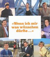 3004NO Nomos Glashütte SA  Prospekt 2003 Uhren brochure prospectus broschyr