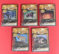 African Bolt Action Vol 1-5 Hunting Video Set