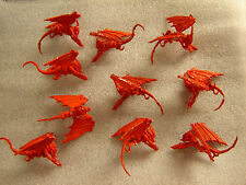 Warhammer 40K Tyranid 10 metal oop Gargoyles