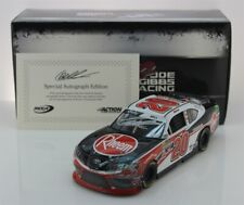 CHRISTOPHER BELL 2019 #20 AUTOGRAPHED RHEEM 1/24 SCALE NEW FREE SHIPPING