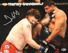 Frank Mir Signed 11x14 Photo BAS Beckett COA UFC 130 vs Nelson Picture Autograph
