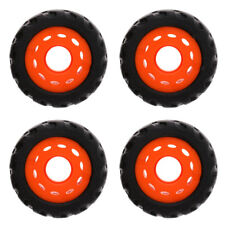 4Pcs Professional Skateboard Longboard Rubber Wheels Wear-Resistant 70mm 75A