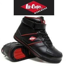 New Mens Lee Cooper Steel Toe Cap Safety Boots Trainers Workwear LC033 UK 6-12