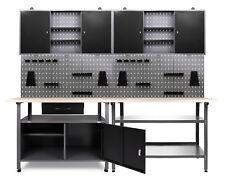 Ondis24 Werkstatt Set Erfinder 240 cm 2 Schränke