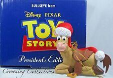 Grolier Bullseye Toy Story 2 President's Edition Ornament Disney Pixar Horse HTF